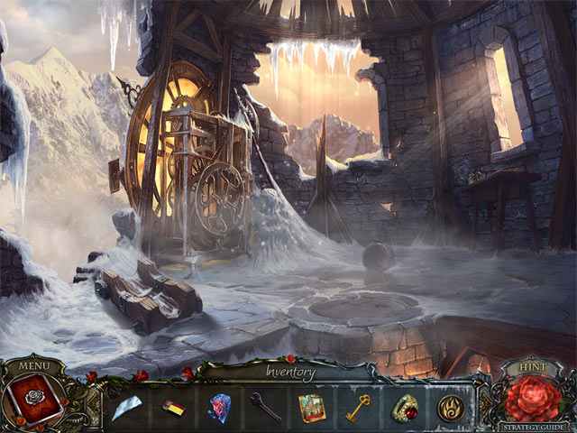 Living Legends: Ice Rose Collector's Edition Game screenshot 3
