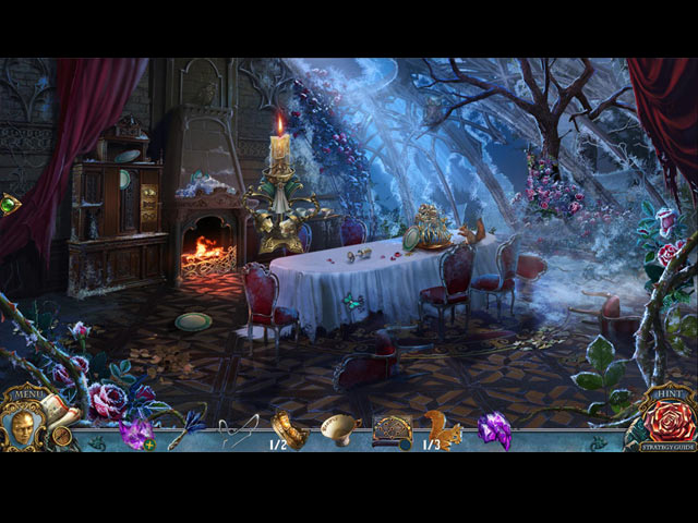 Living Legends: Uninvited Guests Collector's Edition Game screenshot 1