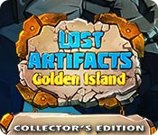 Free Lost Artifacts: Golden Island Collector's Edition Game