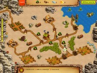 Lost Artifacts: Golden Island Collector's Edition Game screenshot 1