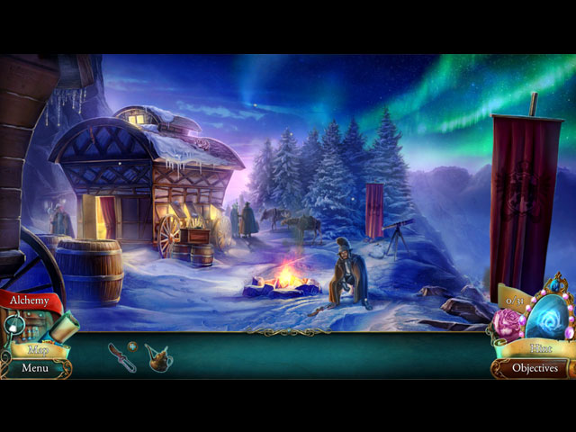 Lost Grimoires 2: Shard of Mystery Collector's Edition Game screenshot 1