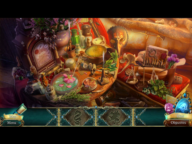 Lost Grimoires 2: Shard of Mystery Collector's Edition Game screenshot 2