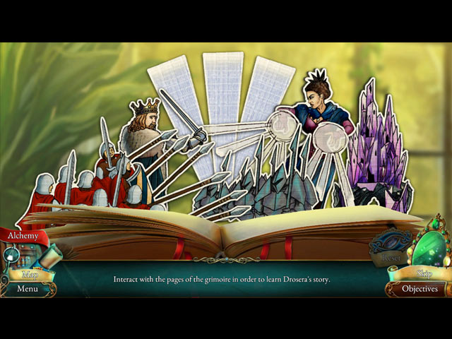 Lost Grimoires 2: Shard of Mystery Collector's Edition Game screenshot 3