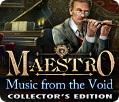 Free Maestro: Music from the Void Collector's Edition Game