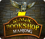 Free Magic Bookshop: Mahjong Game