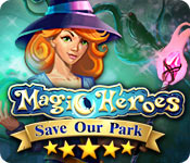 Free Magic Heroes: Save Our Park Game