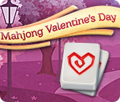 Free Mahjong Valentine's Day Game