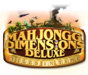 Free Mahjongg Dimensions Deluxe: Tiles in Time Game
