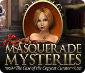 Free Masquerade Mysteries: The Case of the Copycat Curator Game