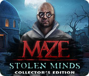 Free Maze: Stolen Minds Collector's Edition Game