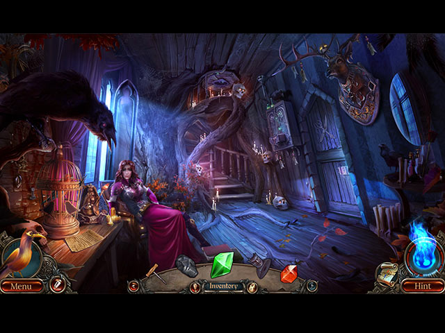 Midnight Calling: Jeronimo Collector's Edition Game screenshot 1