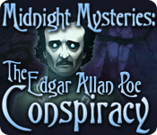 Free Midnight Mysteries: The Edgar Allan Poe Conspiracy Game