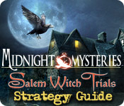 Free Midnight Mysteries: The Salem Witch Trials Strategy Guide Game