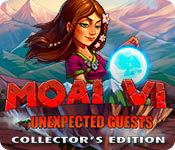 Free Moai VI: Unexpected Guests Collector's Edition Game