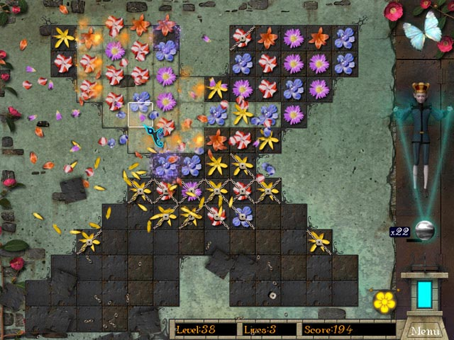 Monarch: The Butterfly King Game screenshot 1