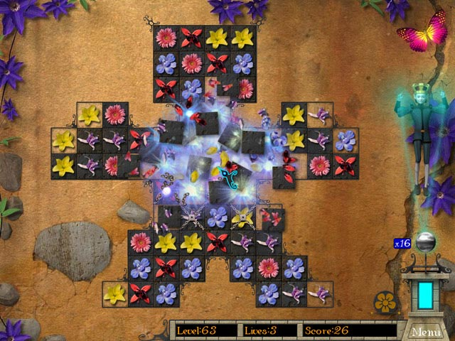 Monarch: The Butterfly King Game screenshot 3