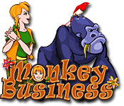 Free Monkey Business Game