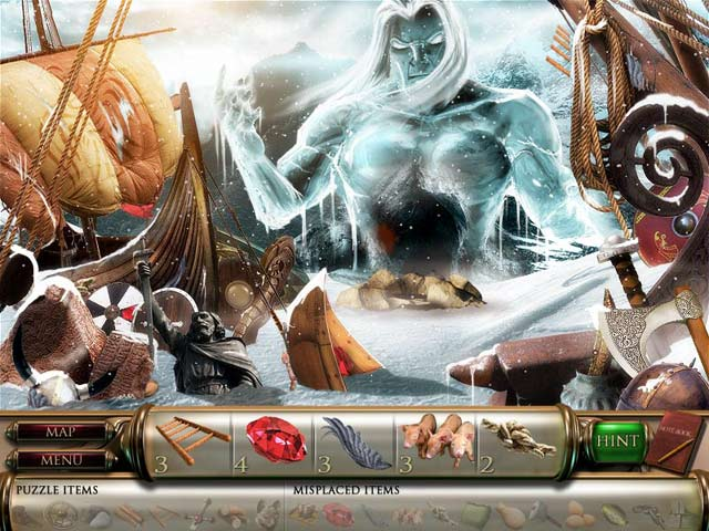 Mortimer Beckett and the Time Paradox Game screenshot 1