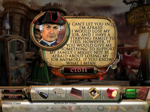 Mortimer Beckett and the Time Paradox Game screenshot 3
