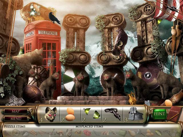 Mortimer Beckett and the Time Paradox Game screenshot 4
