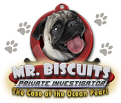 Free Mr. Biscuits: The Case of the Ocean Pearl Game