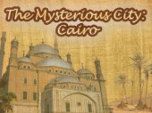 Free Mysterious City: Cairo Game