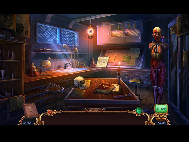 Mystery Case Files: Broken Hour Collector's Edition Game screenshot 1