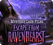 Free Mystery Case Files: Escape from Ravenhearst Game