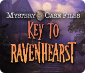 Free Mystery Case Files: Key to Ravenhearst Game