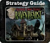 Free Mystery Case Files Ravenhearst: Puzzle Door Strategy Guide Game