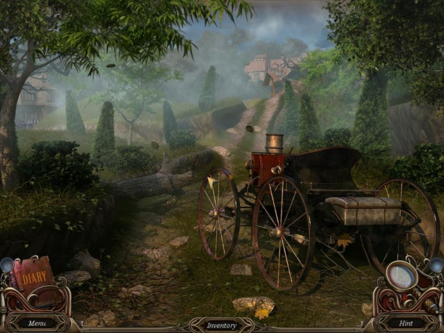 Mystery Chronicles: Betrayals of Love Game screenshot 1