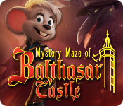 Free Mystery Maze of Balthasar Castle Game