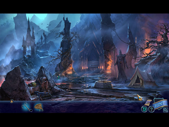 Mystery of the Ancients: Black Dagger Collector's Edition Game screenshot 1