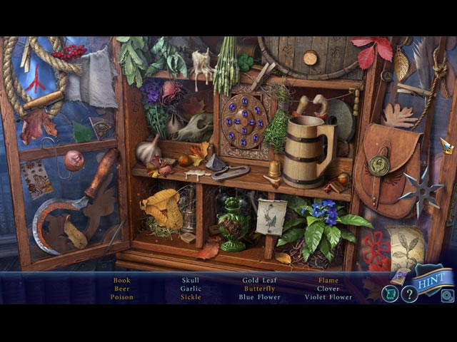 Mystery of the Ancients: Black Dagger Collector's Edition Game screenshot 2