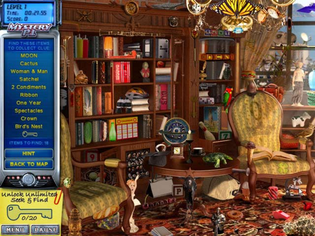 Mystery P.I.: The Lottery Ticket Game screenshot 2