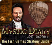 Free Mystic Diary: Lost Brother Strategy Guide Game