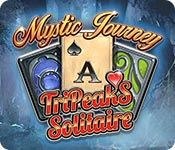 Free Mystic Journey: Tri Peaks Solitaire Game