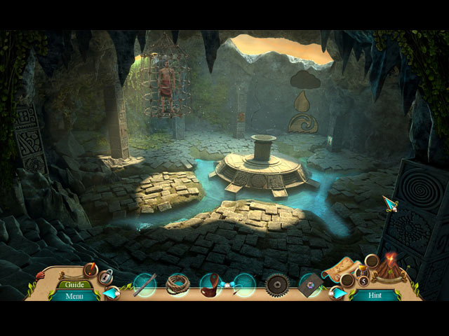 Myths of the World: Fire from the Deep Collector's Edition Game screenshot 2