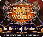 Free Myths of the World: The Heart of Desolation Collector's Edition Game