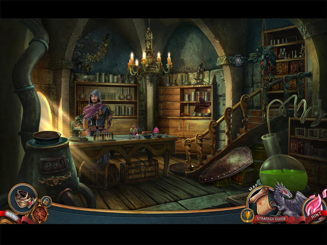 Nevertales: Legends Collector's Edition Game screenshot 1