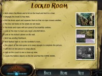 Nick Chase and the Deadly Diamond Strategy Guide Game screenshot 1