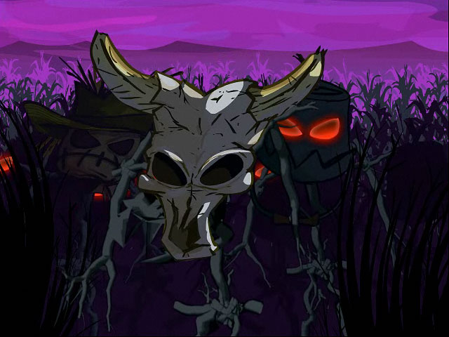 Night of the Scarecrows Game screenshot 3