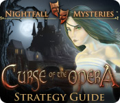 Free Nightfall Mysteries: Curse of the Opera Strategy Guide Game