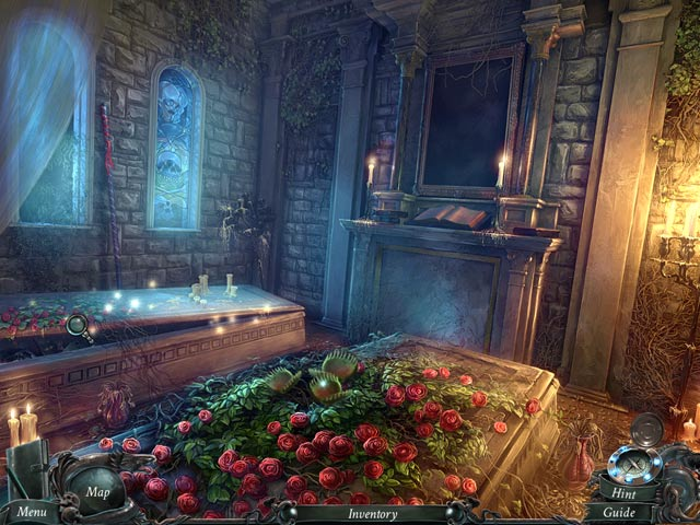 Nightmares from the Deep: The Cursed Heart Collector's Edition Game screenshot 3