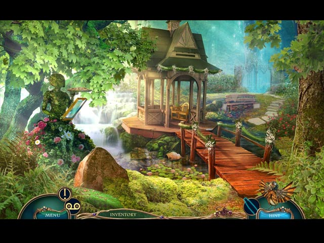 Off The Record: The Art of Deception Collector's Edition Game screenshot 1