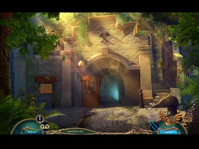 Off The Record: The Art of Deception Collector's Edition Game screenshot 2