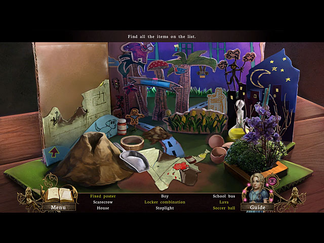 Otherworld: Omens of Summer Collector's Edition Game screenshot 1
