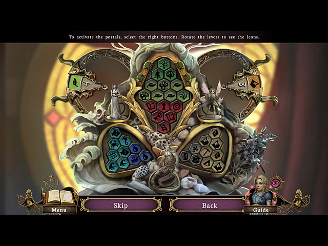 Otherworld: Omens of Summer Collector's Edition Game screenshot 3