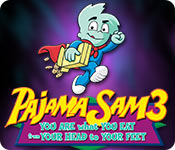 Free Pajama Sam 3: You Are What You Eat From Your Head to Your Feet Game