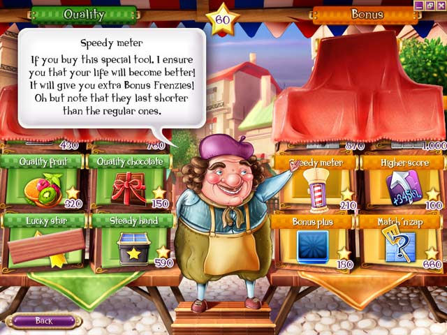 Pastry Passion Game screenshot 2
